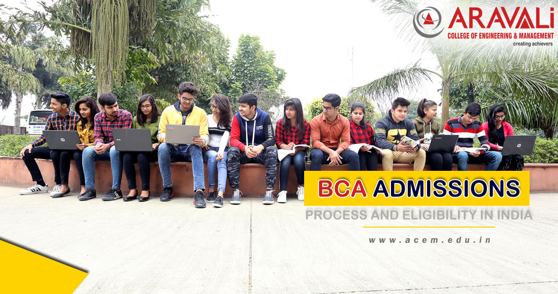 BCA Admission Process and Eligibility in India