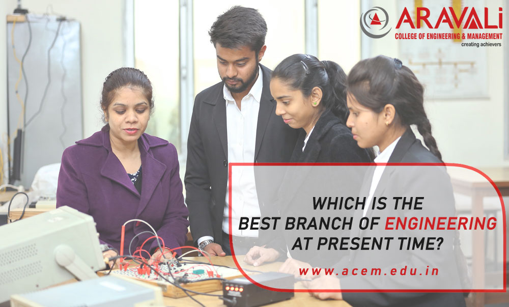 Which is the best branch of engineering at present time
