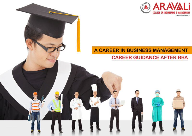 A Career in Business Management – Career Guidance after BBA